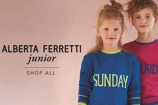 brand new 01ee0 f8e9a Alberta Ferretti Junior: la prima collezione primavera ...