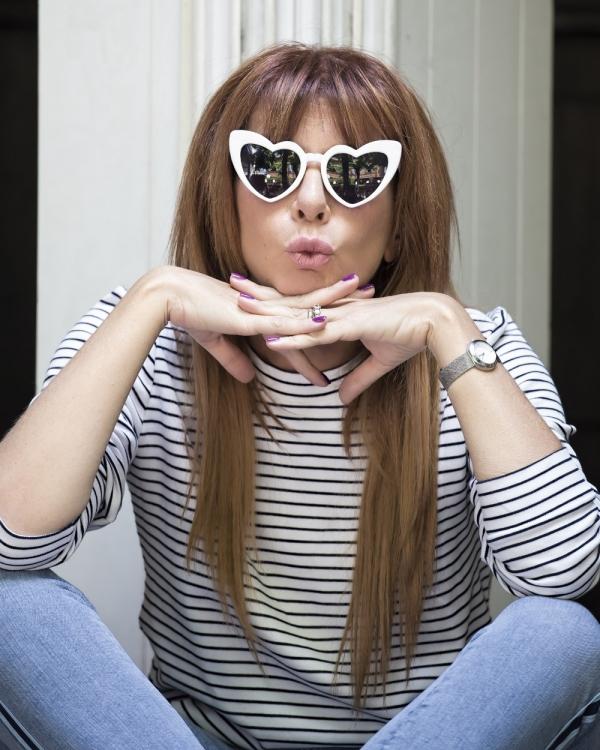 440021dff2ee I consigli di The Fashion Mob per occhiali a forma di cuore