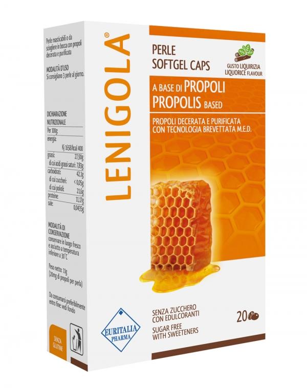 Euritalia Pharma  Lenigola Perle ce140034427