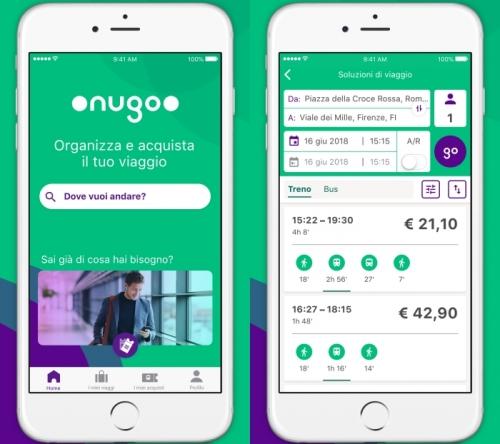 ca573caaff1de NUGO, l app che cambia il modo di viaggiare