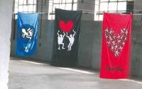 Copripiumino Keith Haring.Zambaiti Per Keith Haring
