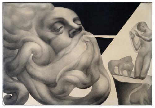 """Museo del Novecento  """"Chi ha paura del disegno """" e375cc82820"""