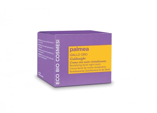 Palmea Giallo Oro  La nuova linea viso allo Zafferano cff99c6ce03