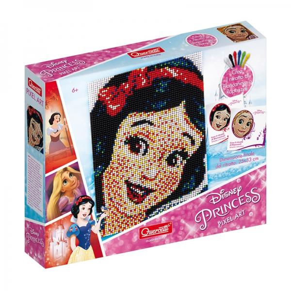 L originalissimo Magnetino Tales Disney Princess Quercetti cdaa73535f56